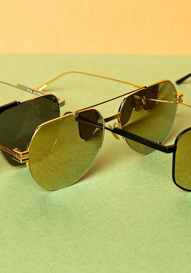 5 ikoniskas saulesbrilles, kas būs mūžīga klasika jebkurā garderobē